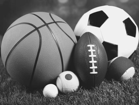 Different Sports, Different Goals