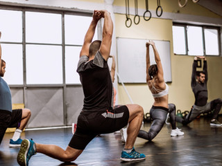 EXERCISE ... More Than Just Fighting the Holiday Bulge This Year