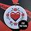 Thumbnail: Traditional Heart Cross Stitch PDF Pattern