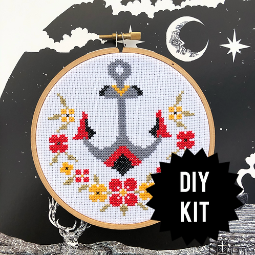 Anchor Cross Stitch Kit