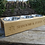 Thumbnail: Personalised Raised Triple Bowl Dog Feeder/Water Bowl