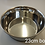 Thumbnail: Personalised Raised Single Bowl Dog Feeder/Water Bowl