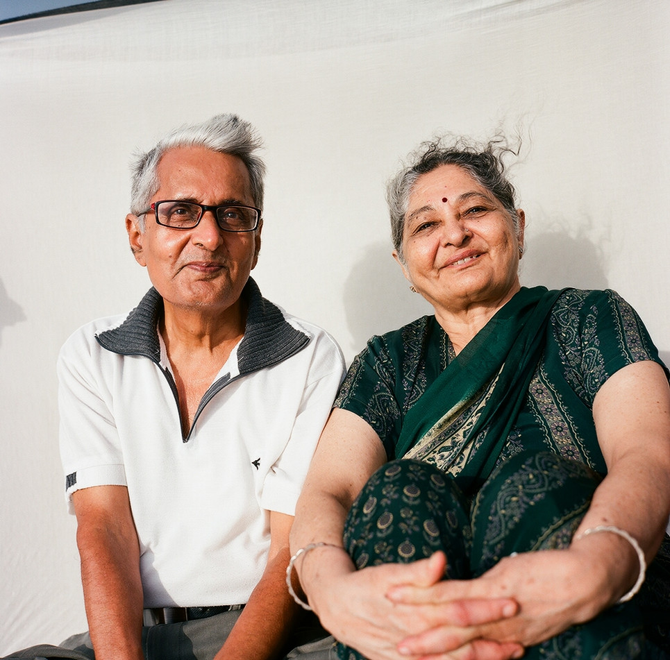 Solanalai and Nume Married for 51 years