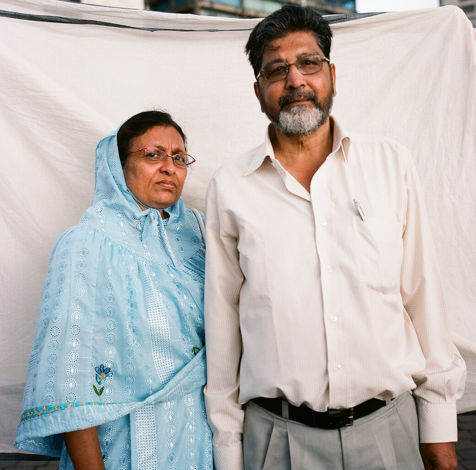 Shamim and Shabbir Married 31 years