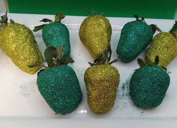 St Patty's Glitter Berries