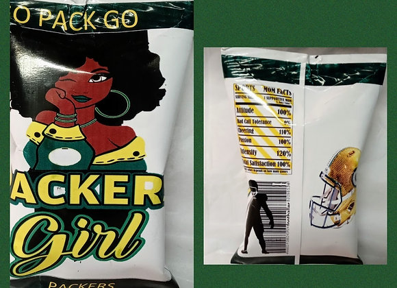 Sports Chip Bags