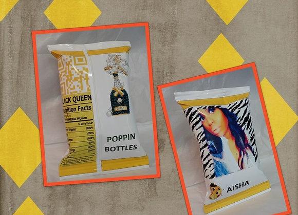 Popping Bottles Bday Bag