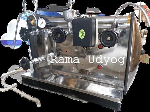 "Espresso Coffee Machine 16"" automatic"