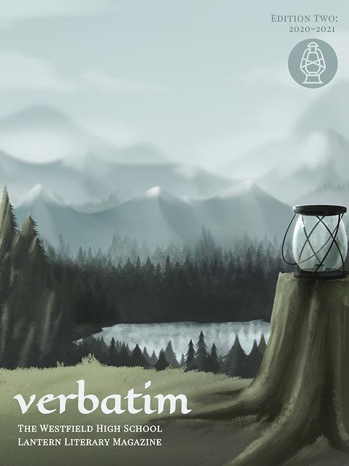 2021 Verbatim (Pre-order)