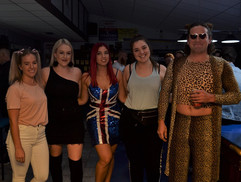 Spice Girls (and boy)