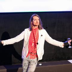 Hans Fondelle - Euro Theme Host / MC