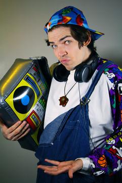 DJ Dotcom - Sydney