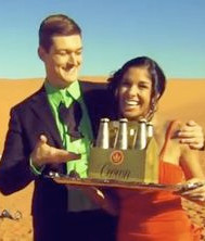 Thirsty Camel Commercial