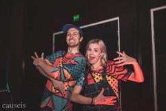 90s Hosts - Josh and Steph