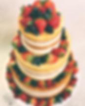 Carisa Cake Company, utah wedding cake