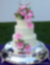 chantals cakes and desserts, utah wedding cake