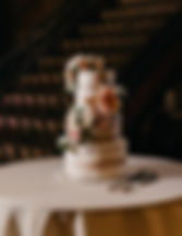 Madison Hensley Cakes, utah wedding cake