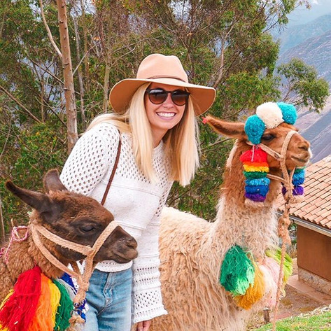 Alpaca my bags and head back to Peru 💃.