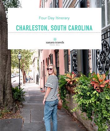 4 Days in Charleston, South Carolina | Itinerary