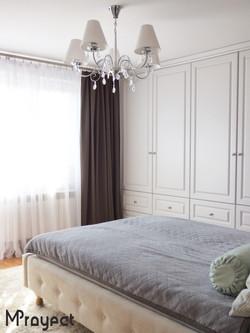 projekt sypialni MProyect 6