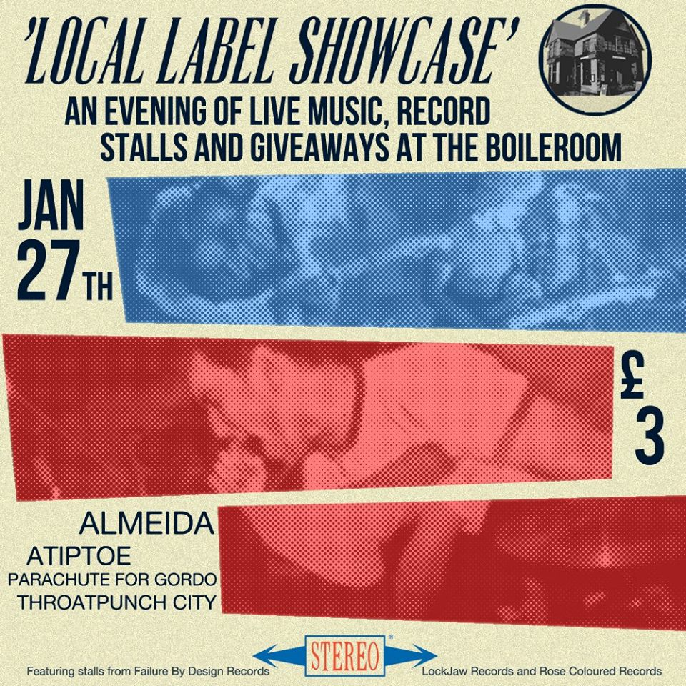 Local Label Showcase