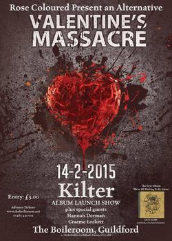 Kilter album launch show