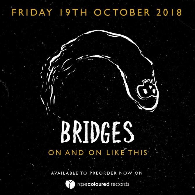 Pre-Order new BRIDGES EP now