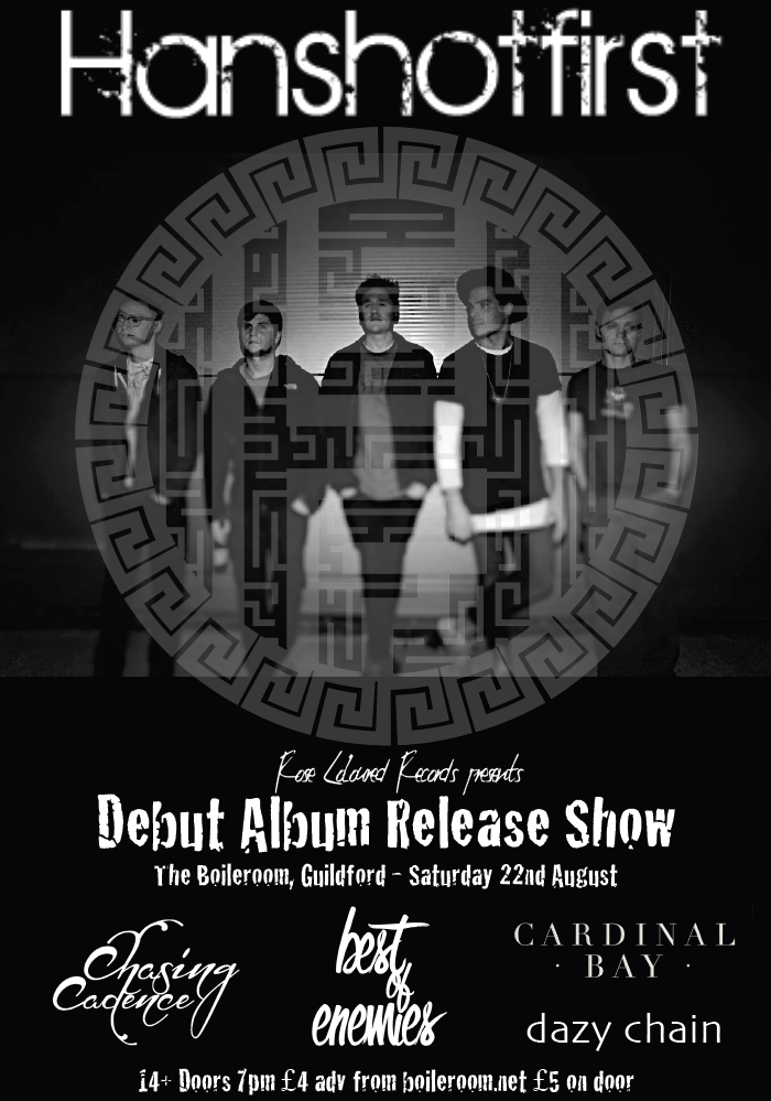 Hanshotfirst Album Launch Show