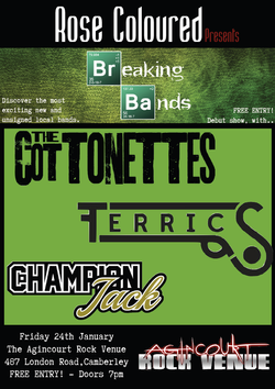 Breaking Bands I