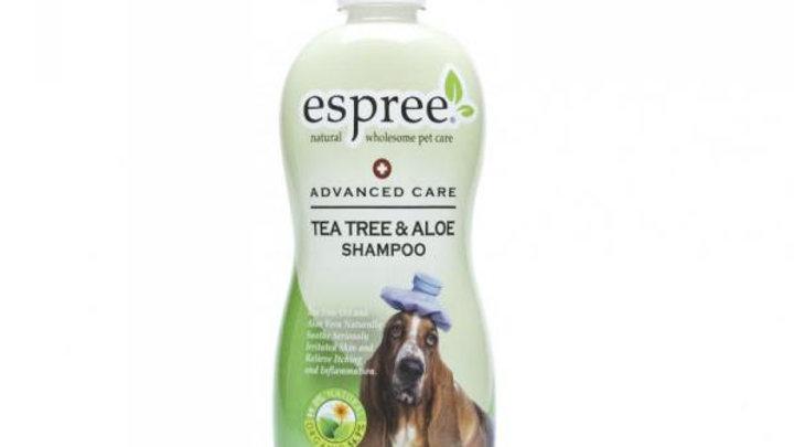 Espree | tea tree&aloë vera shampoo