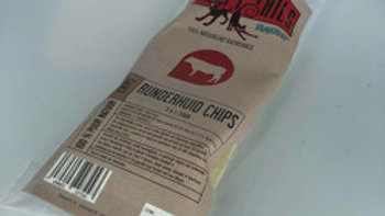 Happy Tails | Rauh runderhuid chips (per 3)