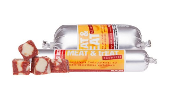 Meat&treat / cheese 80g