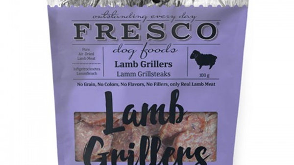 Fresco | lam hamburgers 100 g