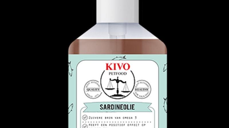 Kivo |sardineolie