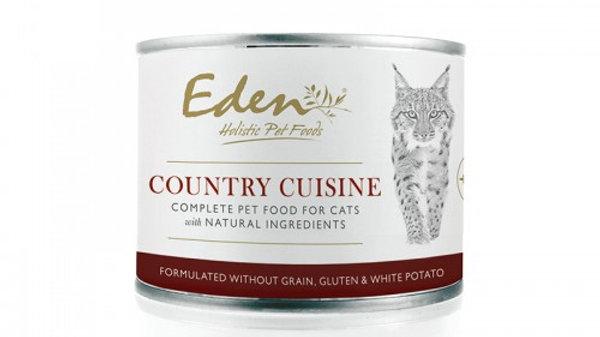 Eden natvoer  country cuisine 200g
