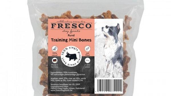 Fresco  training mini bones rund 150g