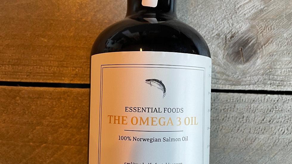 Essential foods   omega 3-olie