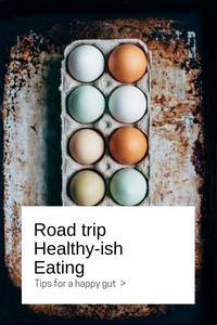 Road trip meal planning