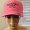 Thumbnail: KFWC Ladies Pink Truckers Cap In Box