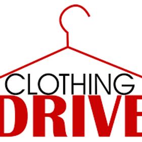 Clothing fundraiser