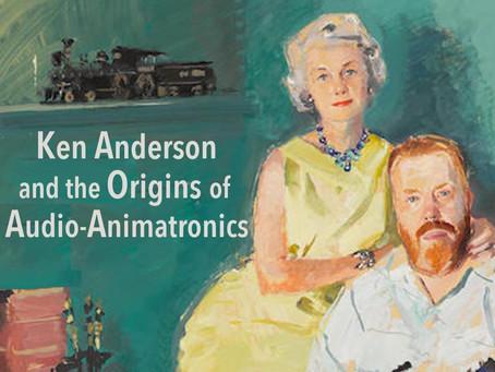 Ken Anderson and the Origins of Audio-Animatronics - Pt. 3