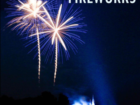 Bandcamp Exclusive - AGD - Fireworks
