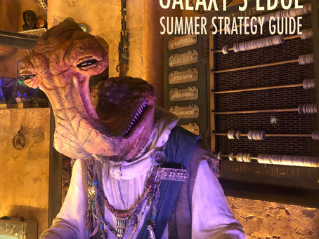 Galaxy's Edge - Summer Strategy Guide