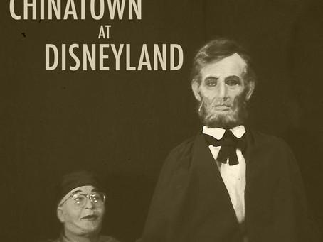 Bandcamp Exclusive: Chinatown at Disneyland