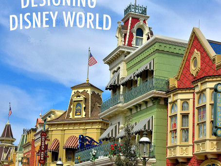 Designing Disney World