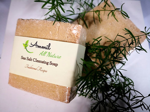 Sea Salt Cleansing Bar