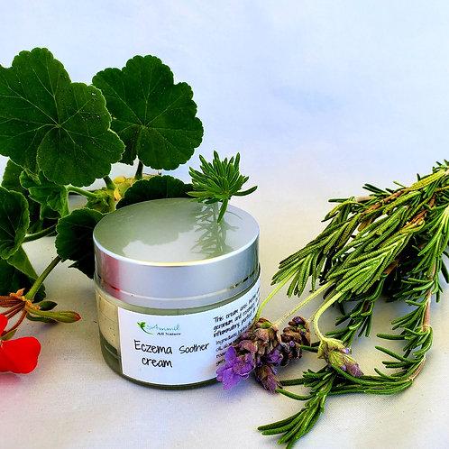 Eczema Cream - for Dry, Irritated Skin, Itch Relief, Dermatitis, Rosacea