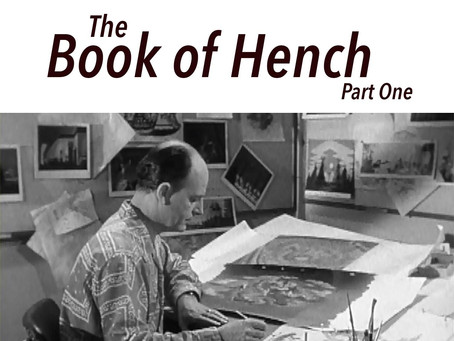 DHI Podcast - The Book of Hench - Part One