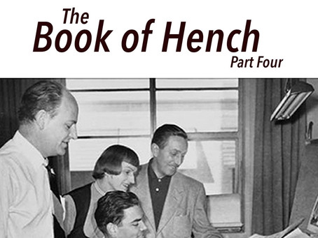 DHI Podcast - The Book of Hench - Part Four