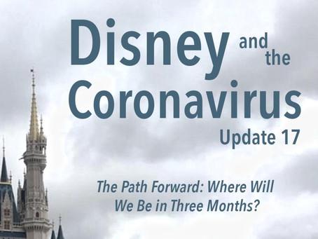 DHI Podcast - Disney and the Coronavirus - Update 17